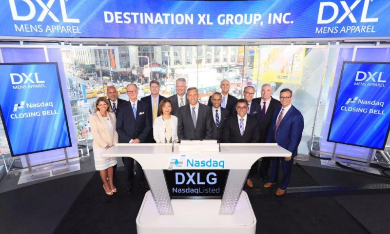 Destination XL Group Inc. (DXLG) Plunges 6.37%