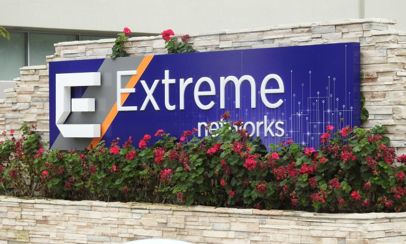 Extreme Networks Inc. (EXTR) Soars 5.04%