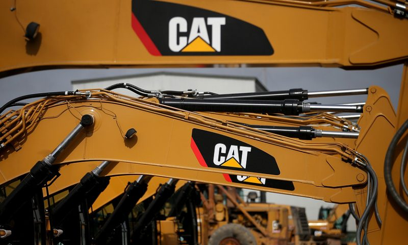 Dow shakes off disappointing results from Caterpillar, Boeing and heads higher