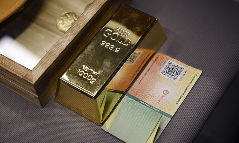Gold finishes higher after cooler-than-expected retail-sales report