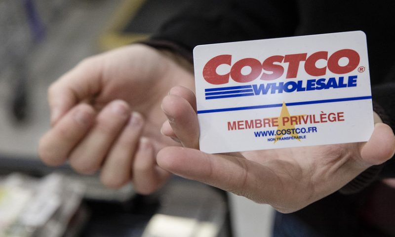 Costco's first China warehouse has 200,000 members, blowing past the 68,000 average