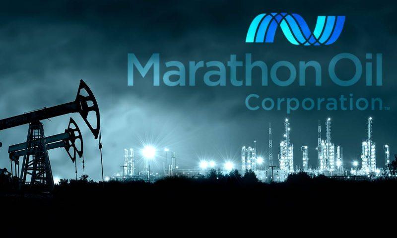 Marathon Oil Corporation (MRO) Rises 2.98%