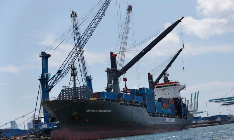 US Trade Deficit Widened in August to $54.9 Billion