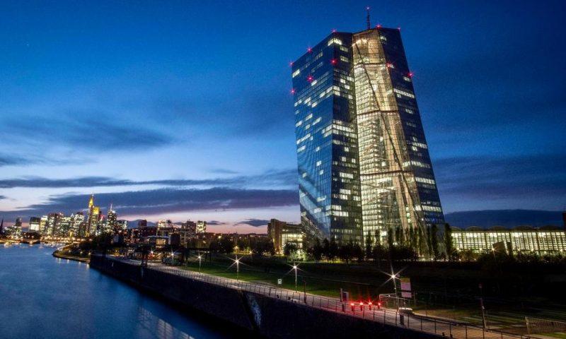 European Central Bank Minority Opposed Bond-Buying Stimulus