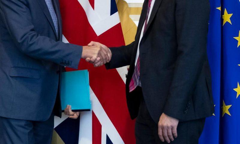 Brexit Negotiators Set to Work Through the Weekend