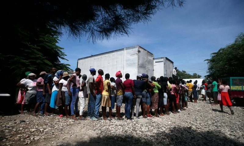Deadly Protests Squeeze Haitians in Shrinking Economy