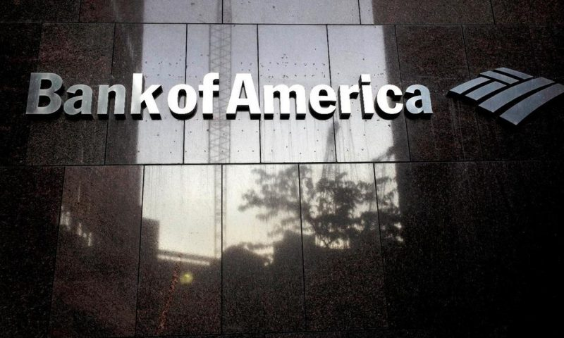 Bank of America 3Q Profits Fall 19% Due to Charge