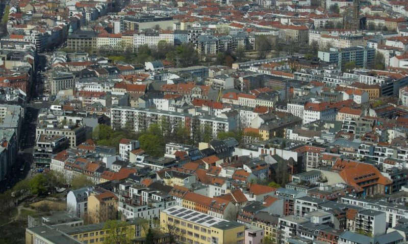 Berlin State Government Agrees on 5-Year Rent Freeze