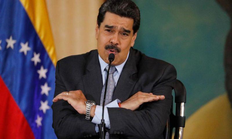 Venezuelan Ambassador to Japan Says Bank Account Is Frozen
