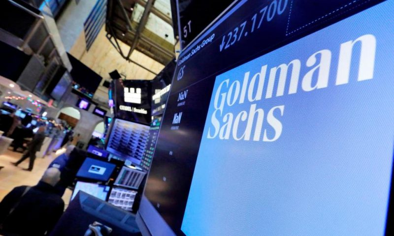 Goldman Sachs 3Q Profit Falls 26%, Short of Expectations