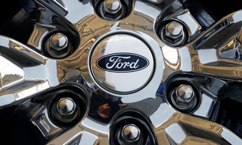 Ford 3Q Profit Falls Nearly 60% on Restructuring Costs