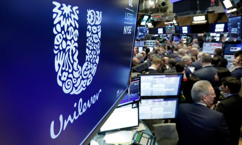 Consumer Goods Giant Unilever Vows to Slash Use of Plastic