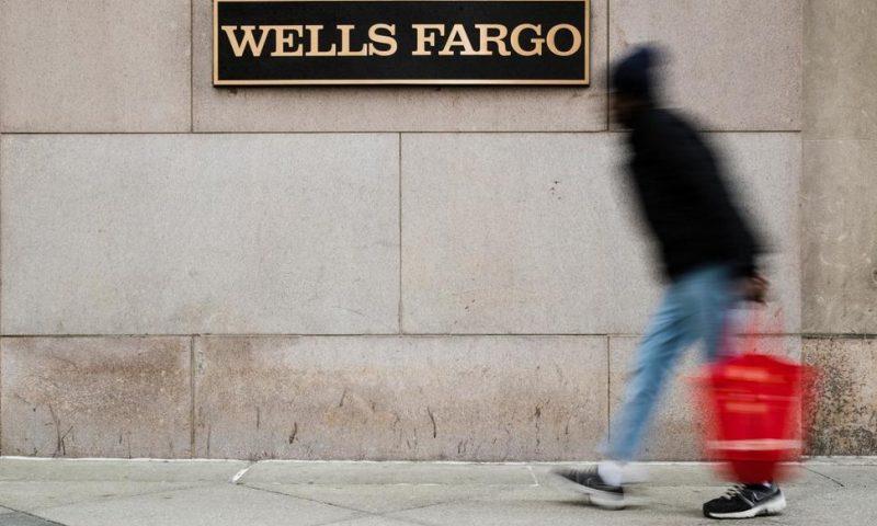 Wells Fargo 3Q Profit Falls 23%, Revenue Rises Slightly