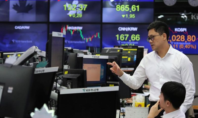 Global Shares Mixed With All Eyes on China Trade Talks