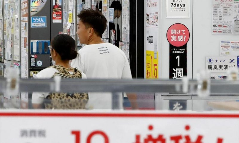 Japan Raises Consumption Tax, Reviving Worries Over Economy
