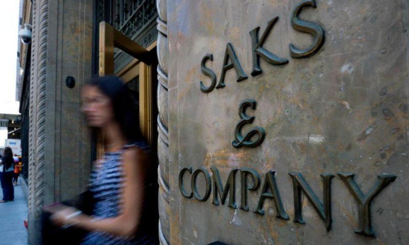Saks Owner Hudson's Bay to Go Private