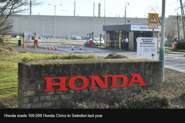 Swindon Honda closure taskforce 'has not met since June'