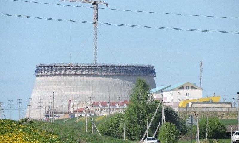 Lithuania Alarmed by Belarusian Nuclear Plant Near Border