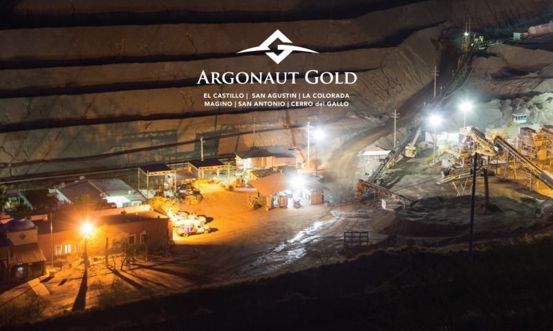 Argonaut Gold Inc. (AR:CA) Declines 5.41%