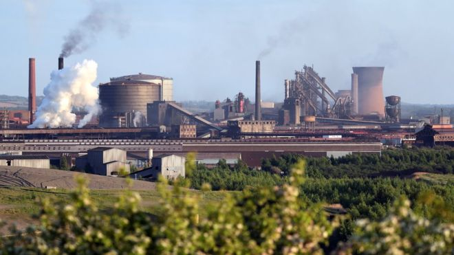 British Steel agrees £70m rescue with Chinese firm