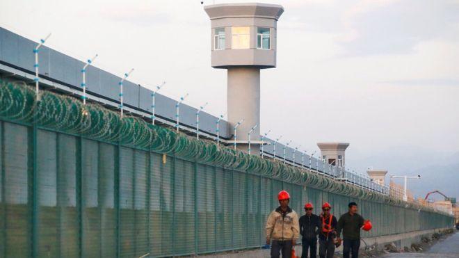 Data leak reveals how China 'brainwashes' Uighurs in prison camps