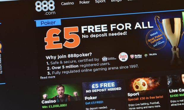 Gambling firms criticised for 'enticing' loss-making customers