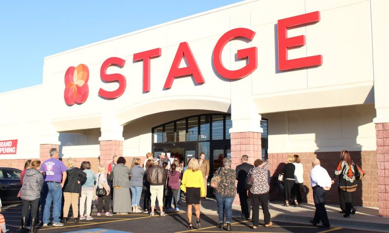 Stage Stores Inc. (SSI) Plunges 16.14%