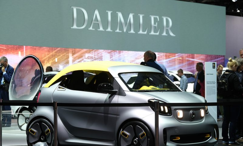 Daimler will cut thousands of jobs by end of 2022