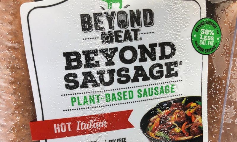 Beyond Meat is the plant-based meat leader now, but margins are at risk: UBS