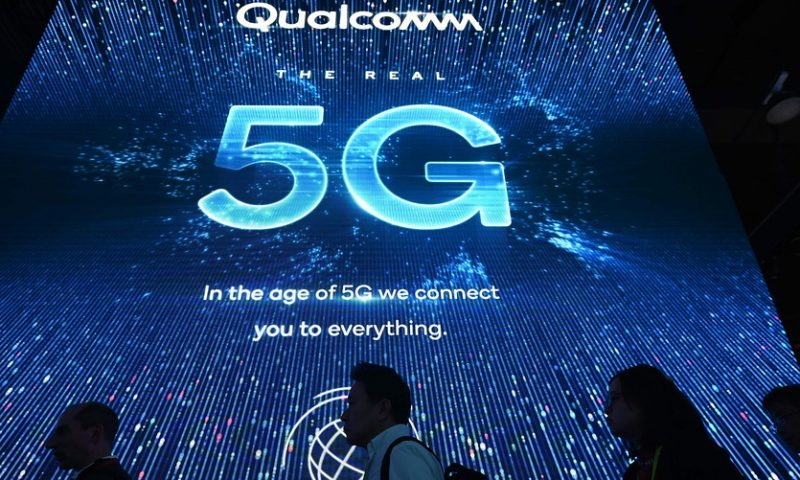 Qualcomm earnings beat diminished expectations, stock heads higher