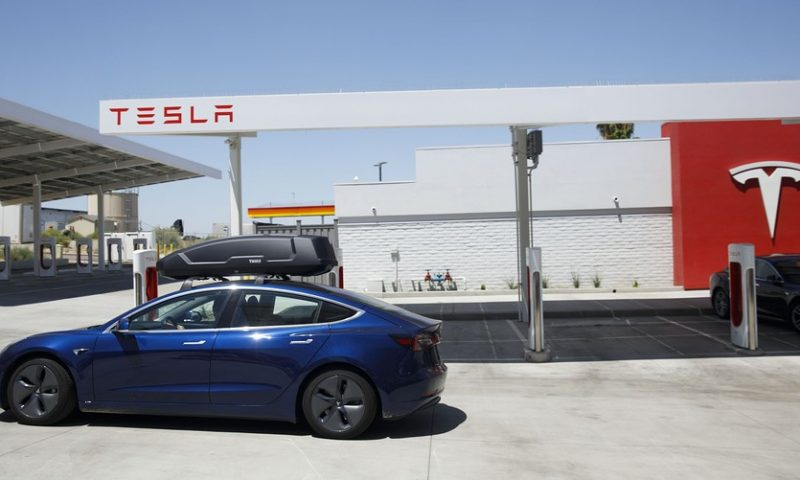 Tesla's competitors find that going electric has its own set of problems