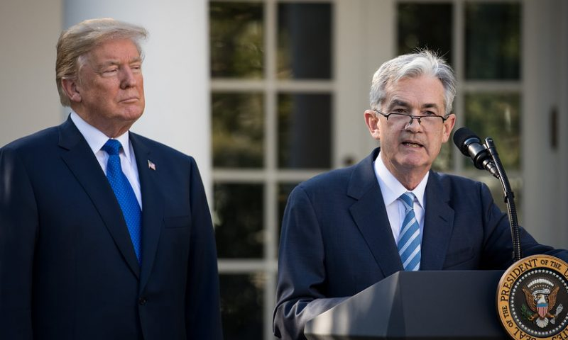 Trump and Powell speeches may deliver a major gut check to stock markets at records
