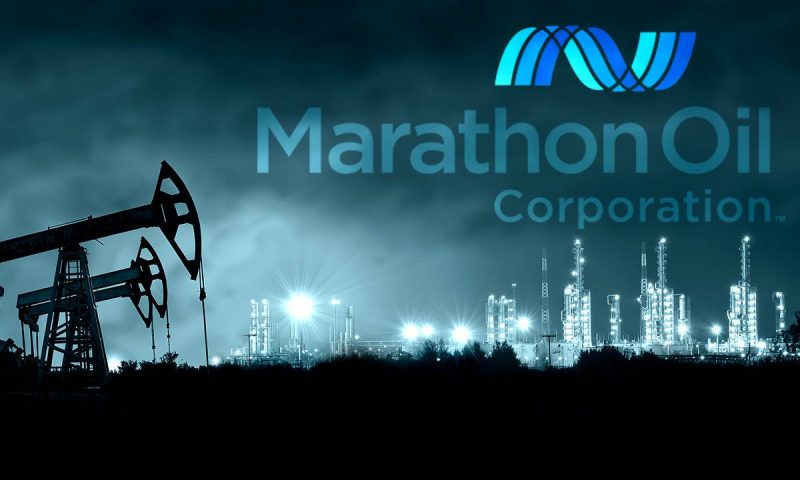 Marathon Oil Corporation (MRO) Rises 2.61%