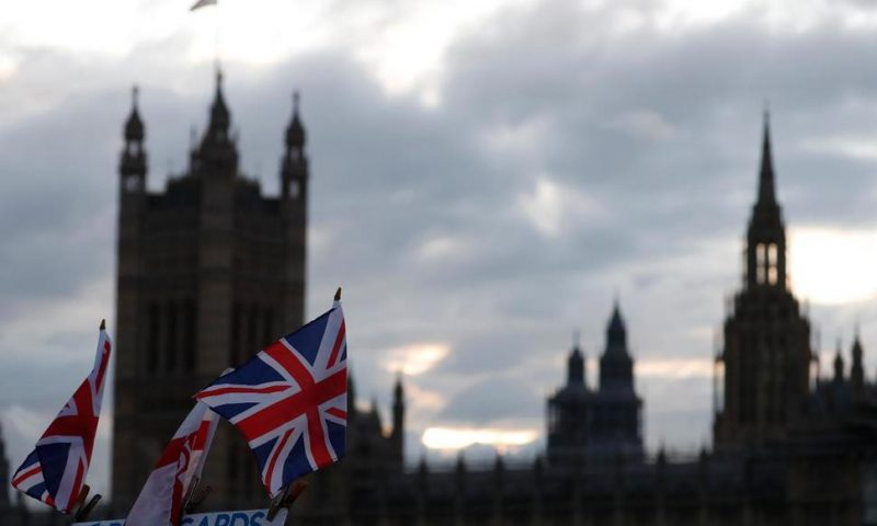 5 Weeks, 650 Seats, 86 Days to Brexit: UK Election Numbers