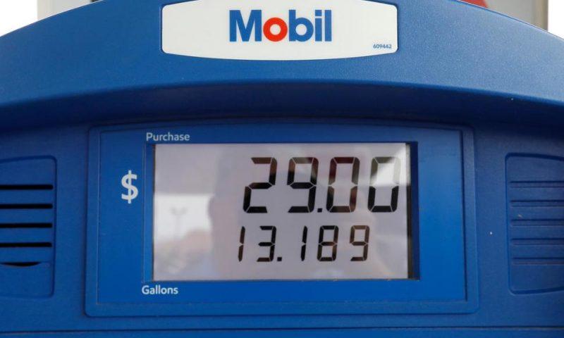 Exxon Profit Plummets With Plenty of Oil to Go Around