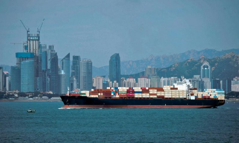 China's Trade With US Shrinks in October Despite Optimism