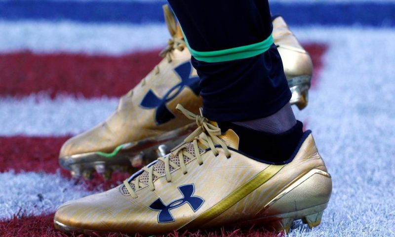 Under Armour's Strong Numbers Drowned Out by Investigation