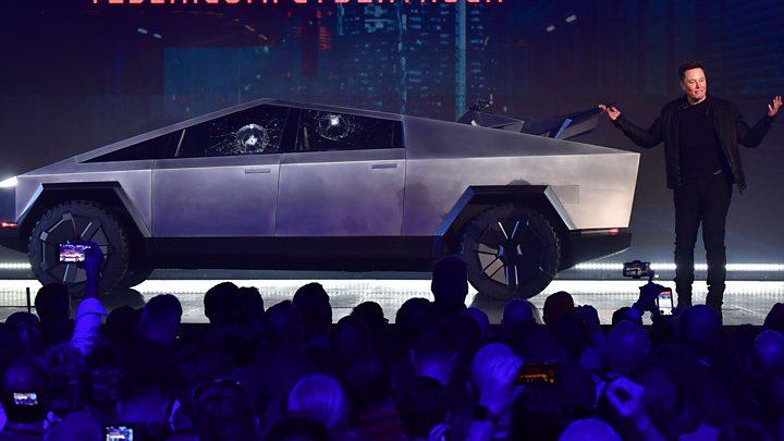 Cybertruck: Tesla truck gets 150,000 orders despite launch gaffe