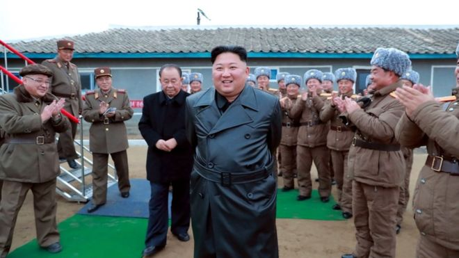 North Korea threatens Japan with 'real ballistic missile'