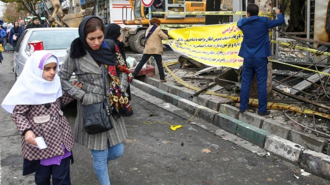Iran internet 'disrupted' ahead of protests