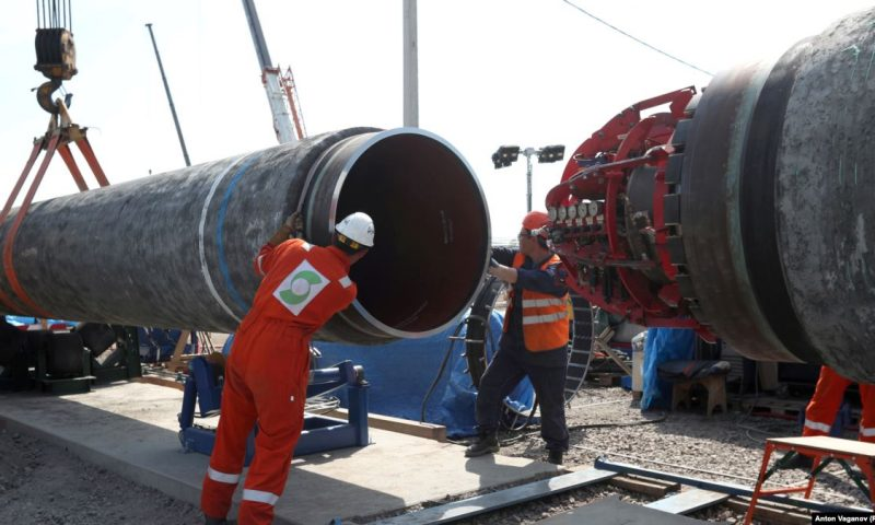 Germany Hails Russia-Ukraine Deal for Gas Transit to Europe