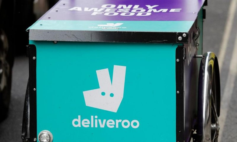 UK Launches Full Probe of Amazon Investment in Deliveroo