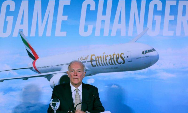 President of Dubai-Based Carrier Emirates to Retire in June