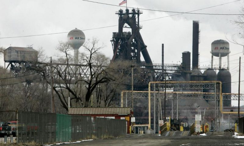 Cleveland-Cliffs Buying AK Steel in $1.1B Stock Deal