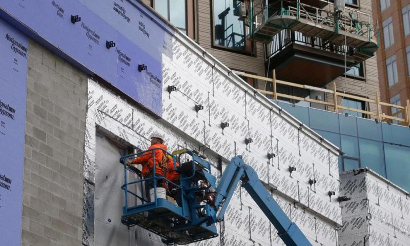 US Construction Spending Falls 0.8% in October