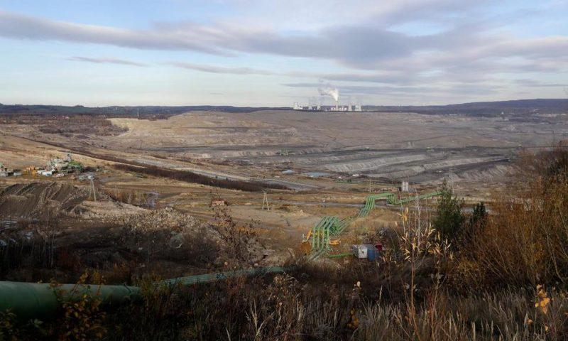Massive Polish Coal Mine Sparks International Dispute