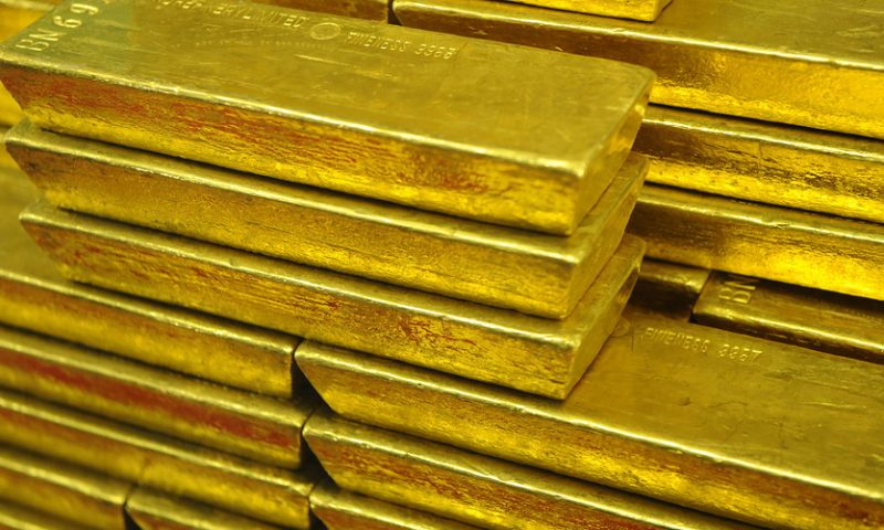 Gold prices end 2019 at 14-week high and notch strongest year since 2010