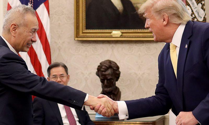 Washington, Beijing agree to new semi-annual talks on disputes