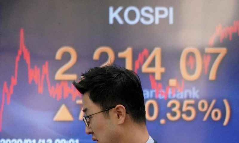 Asian Stocks Rise Ahead of US-China Trade Pact