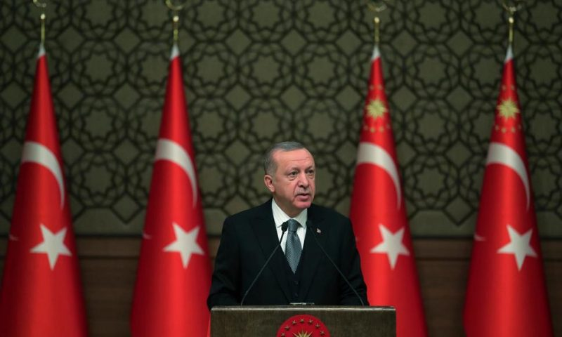 Erdogan Says Turkey Already Sending Soldiers to Libya